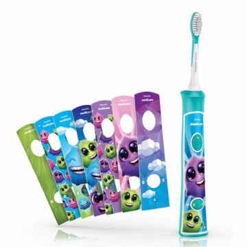 Philips Sonicare for Kids Interaktív Szónikus elektromos fogkefe gyerekeknek (HX6322/04)