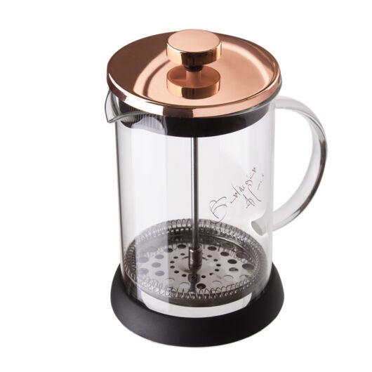 BH-1493 Kávé és Teafőző Rosegold 350ml