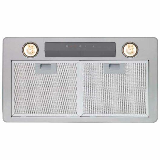 Cata GL-45 X/C LED inox felső szekrénybe vagy kürtőbe építhető