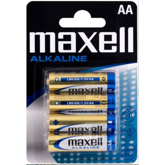 Maxell AA elem